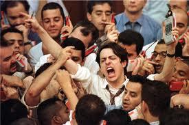 Investidores da Bolsa de Valores